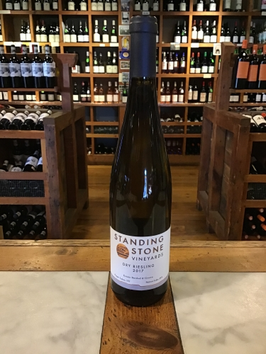 Standing Stone Dry Riesling 2017
