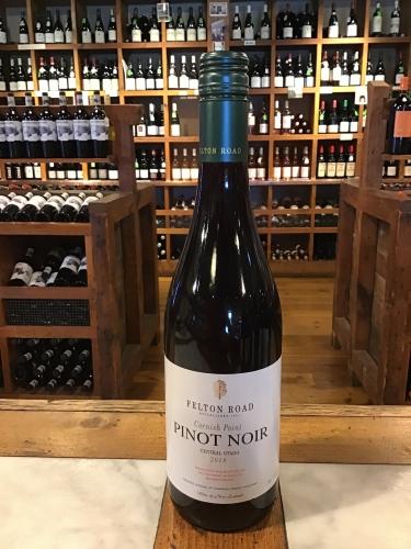 Felton Road Cornish Point Pinot 2018