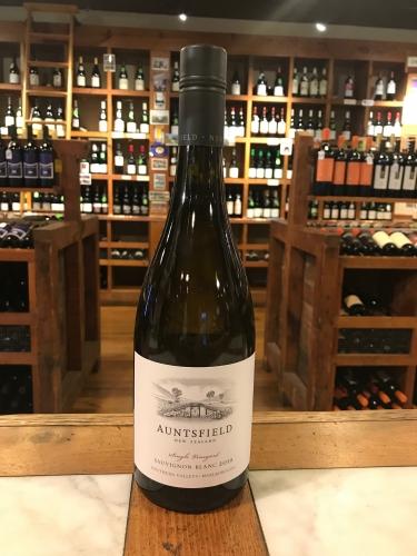 Auntsfield Sauvignon Blanc 2018