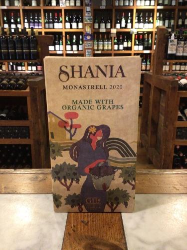 Shania Monastrell 3L BOX 2018