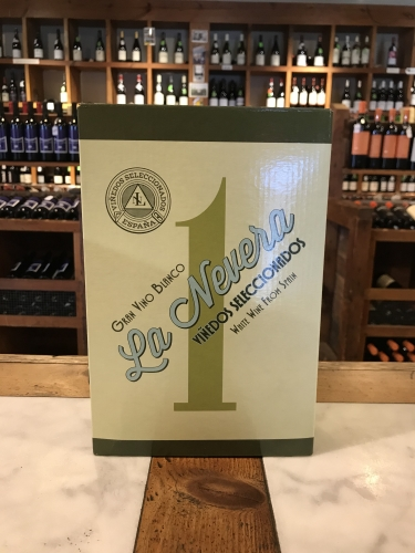 La Nevera 3L White Box 2018