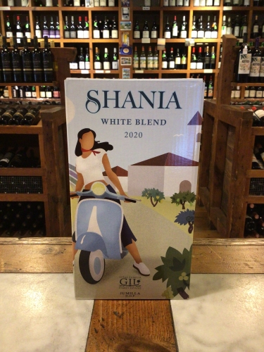Shania Blanco 3L Box 2018