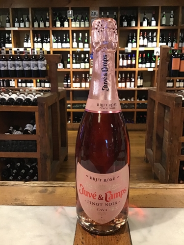 Juve y Camps Brut Rose nv