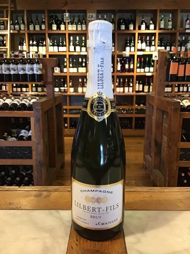 Lilbert Blanc de Blancs Brut Champagne