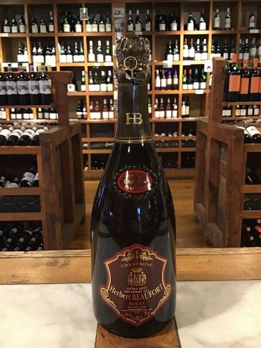 Herbert Beaufort Brut Age d'Or Champagne 2014