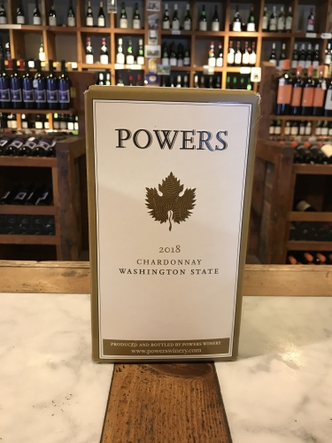 Powers Chardonnay 3L Box 2017