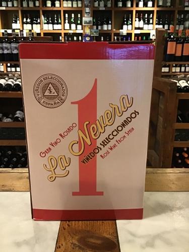 La Nevera 3L Rosado Box 2019