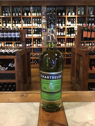 Chartreuse Green spirits