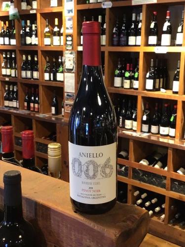 Aniello 006 Pinot Noir 2018