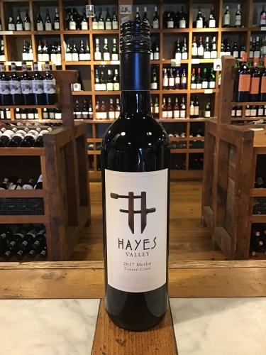 Hayes Valley Merlot 2017