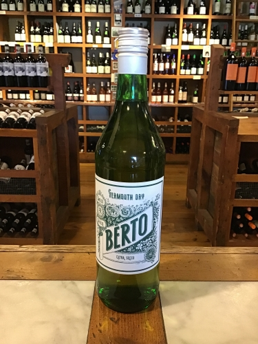 Berto Vermouth Dry Extra Secco