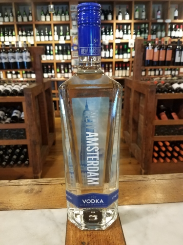 New Amsterdam Vodka nv