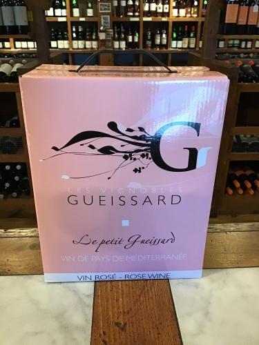 Le Petit Gueissard Rose 3L Box 2019