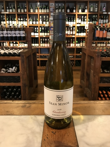 Sean Minor Chardonnay Sonoma 2018