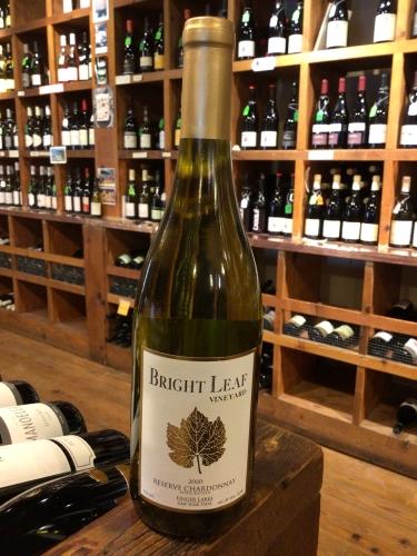 Bright Leaf Vineyard Reserve Chardonnay 2018