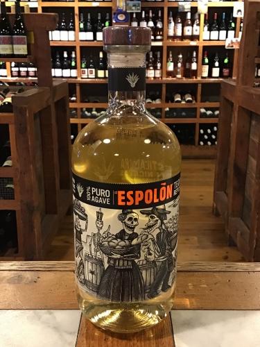 Espolon Reposado Tequila 1000ml