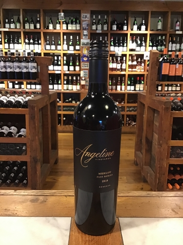 Angeline Vineyards Reserve Merlot 2018