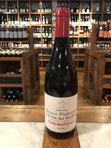 Saint Prefert Cotes du Rhone Beatus Ille 2019