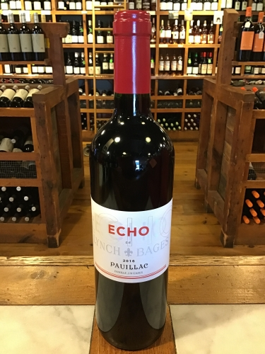 Echo de Lynch Bages Pauillac 2016