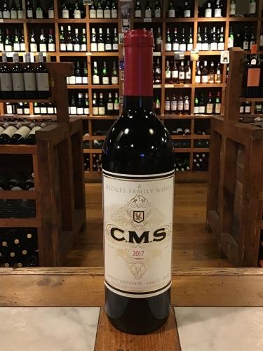 Hedges CMS Red Blend 2017