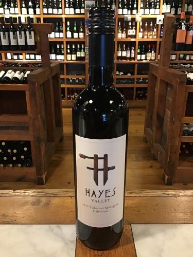 Hayes Valley Cabernet Sauvignon 2017