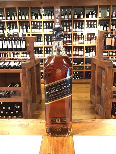 Johnnie Walker Black Liter