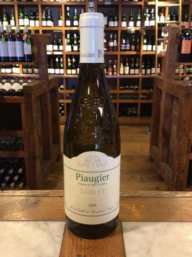 Piaugier Sablet Blanc 2018