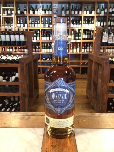 McKenzie Bonded Whiskey