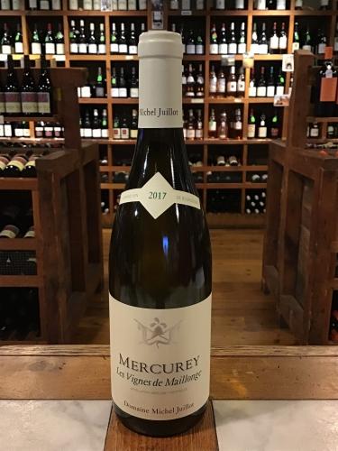 Domaine Michel Juillot Mercurey Les Vignes de Maillonge 2017
