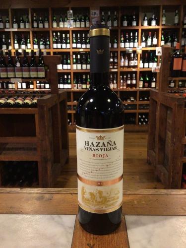 Hazana Vinas Viejas Rioja 2017
