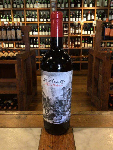 22 Pirates Red Blend 2017