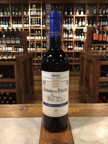 Senorio de P. Pecina Rioja Cosecha 2019
