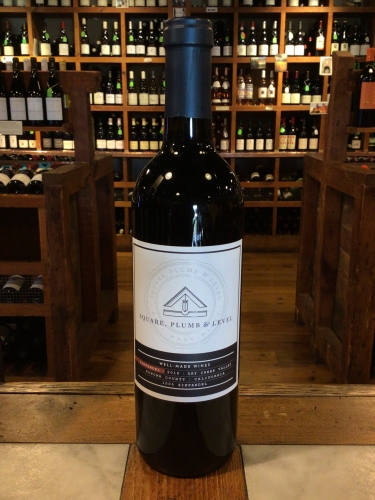 Square Plumb & Level Dry Creek Valley Zinfandel 2016