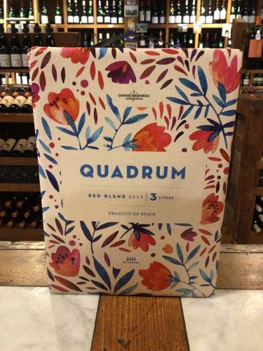 Quadrum Red Blend 3L 2019