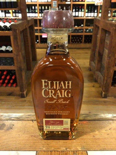 Elijah Craig Bourbon 375 ml