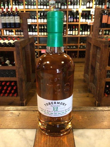 Tobermory 12 Year old Scotch