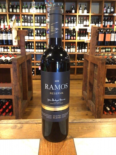 Ramos Reserva Black label 2018