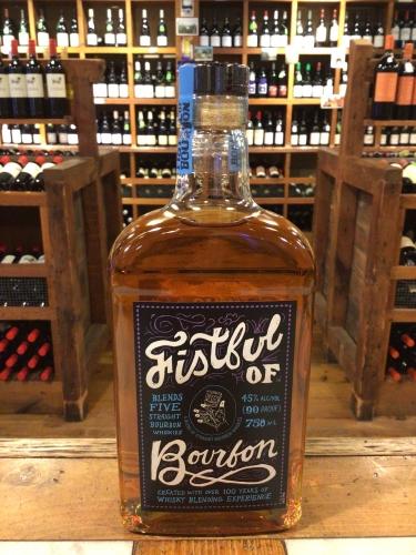 Fistful of Bourbon