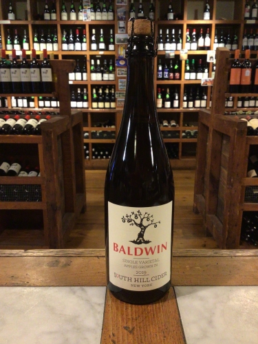 South Hill Cider Baldwin 2019