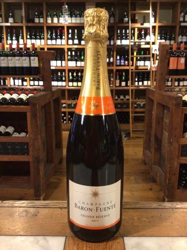 Baron Fuente Grand Reserve Brut Champagne NV