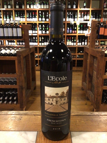 L'Ecole No 41 Frenchtown Red 2018