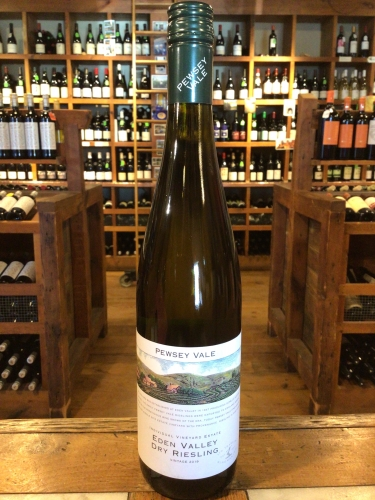 Pewsey Vale Dry Riesling 2019