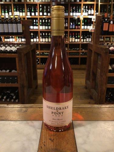 Sheldrake Point Vineyards Dry Rose 2020