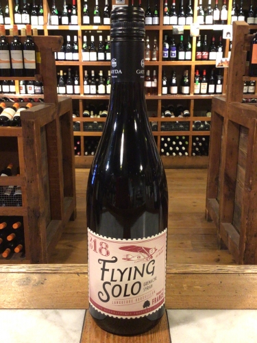 Flying Solo Grenache Syrah 2018