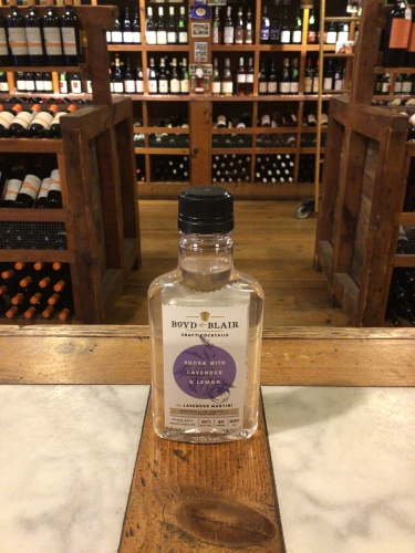 Boyd & Blair Craft Cocktails Lavender Martini 200 ml