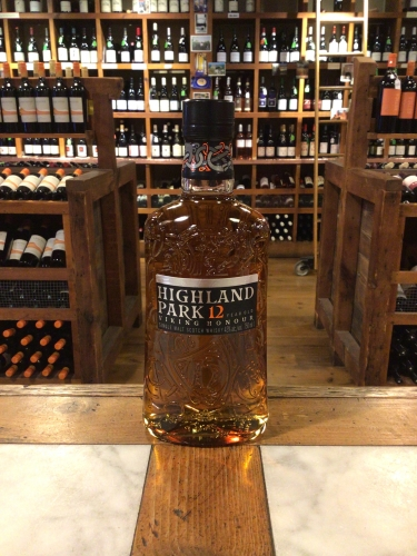 Highland Park 12 yr Scotch