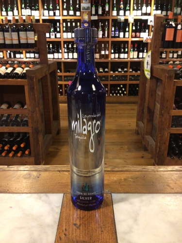 Milagro Tequila Silver 375
