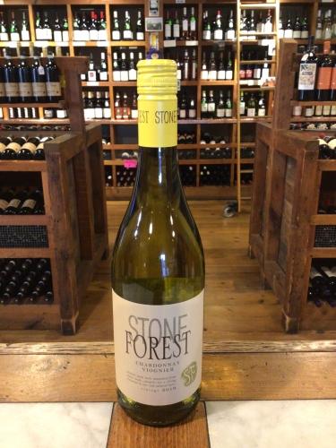 Stone Forest ChardonnayViognier 2019
