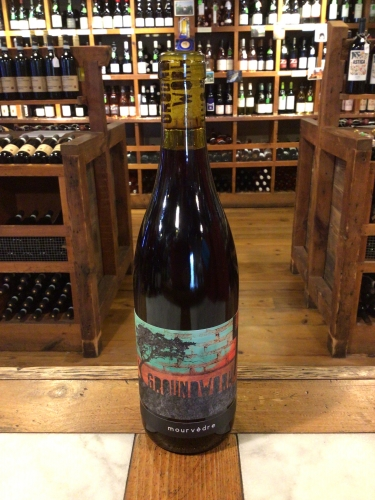 Groundwork Mourvedre Santa Barbara Highlands Vineyard 2017
