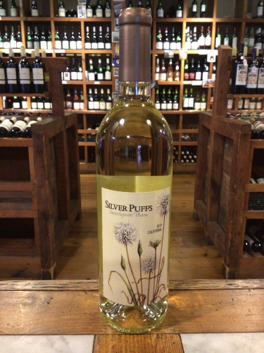Silver Puffs Sauvignon Blanc 2019